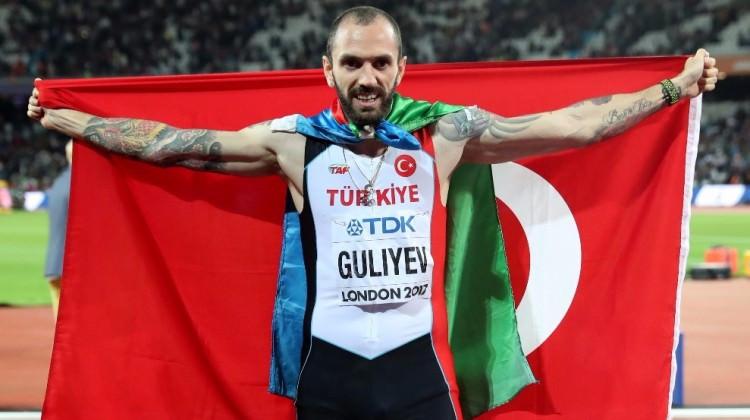 Ramil Guliyev: Erdoğan gibisi yok
