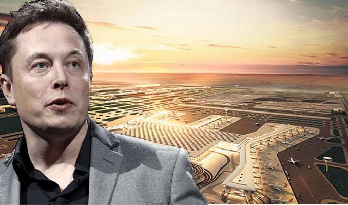Tesla'dan yeni havalimanı için sürpriz teklif