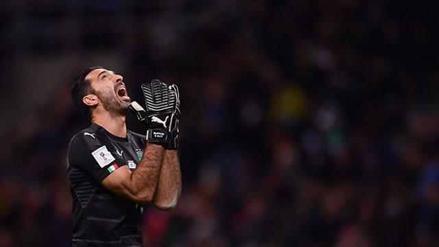 İtalya, 2018 Dünya Kupası'na katılma hakkını kaybetti