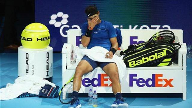 Nadal'dan şok eden açıklama