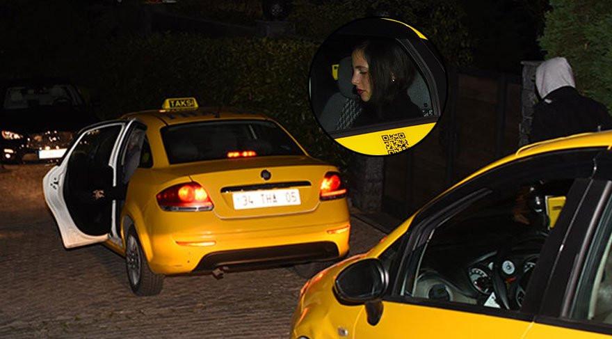 Zehra Çilingiroğlu'nun ''kaçamak'' gecesi