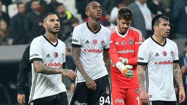 Beşiktaş'ın cuma kabusu