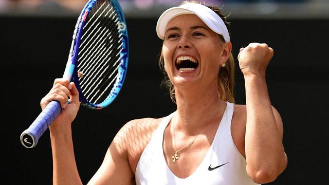 Sharapova Türkiye'ye katkı sağlayacak