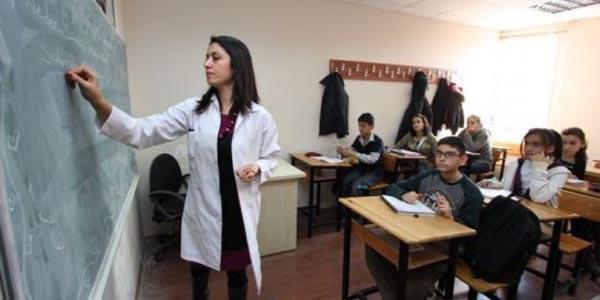 Bakan Ağbal'dan öğretmen açığı açıklaması