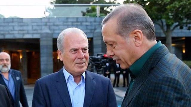 Erdoğan'dan Mustafa Denizli'yi duygulandıran öneri