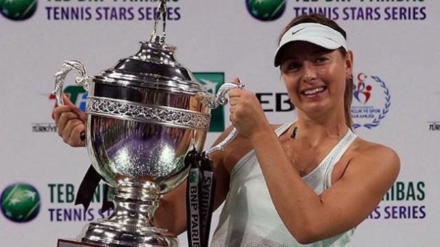Maria Sharapova'dan Türkiye açıklaması