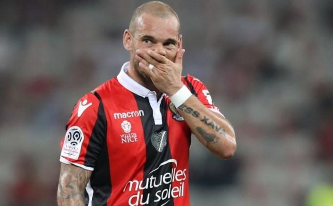 Sneijder Nice'den ayrılıyor