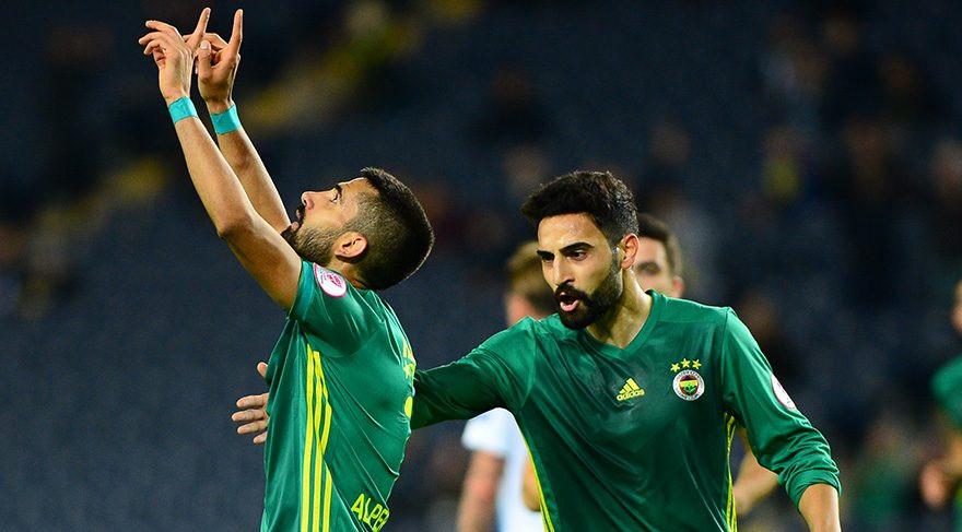 Fenerbahçe farka koştu !