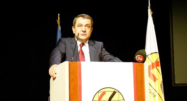 Eskişehirspor'da genel kurul yine ertelendi
