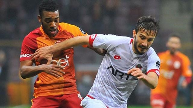 Galatasaray - Gençlerbirliği maçının 11'leri
