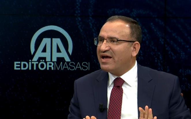 Bakan Bozdağ'dan Kılıçdaroğlu'na ve Zarrab'a yaylım ateşi