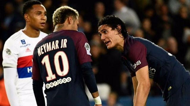 PSG'de Cavani-Neymar krizi bitmiyor !
