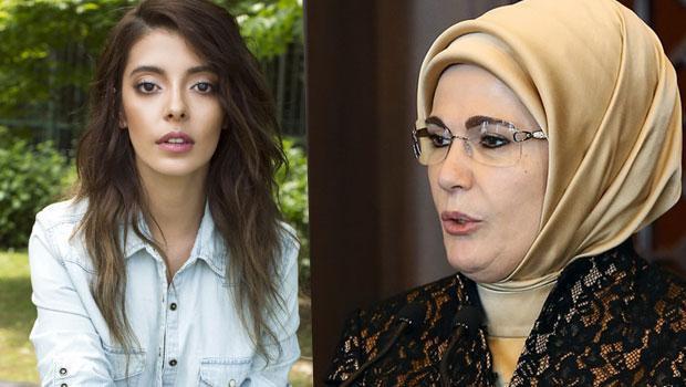 Selin Şekerci, Emine Erdoğan'dan özür diledi