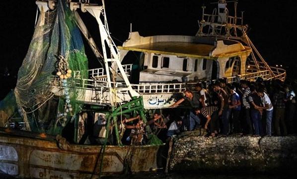 Tekneden 26 genç kızın cesedi çıktı
