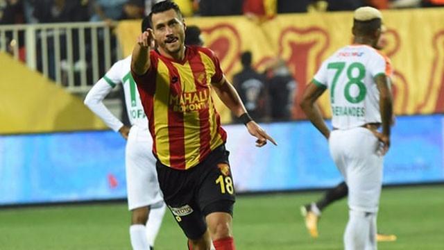 Jahovic Galatasaray yolunda !