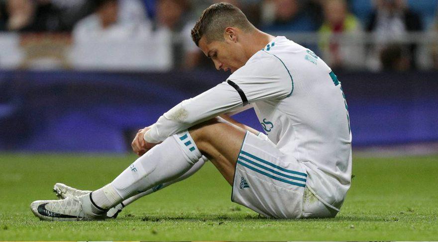 Ronaldo'dan şok istatistik !