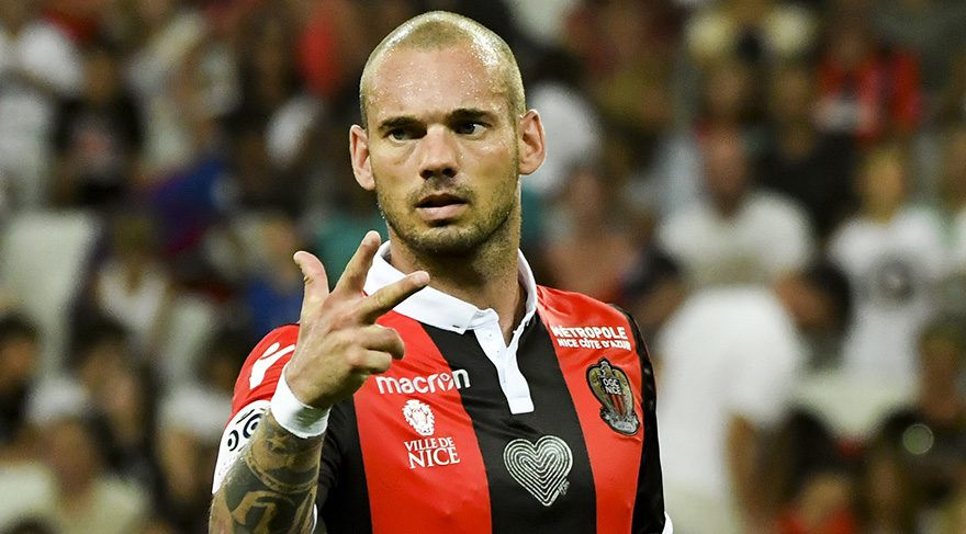 Sneijder açıkladı ! Emeklilik...