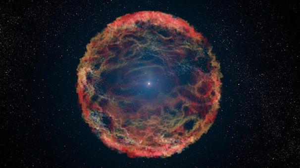 Gök bilimciler ''ölmeyen'' yıldız keşfetti