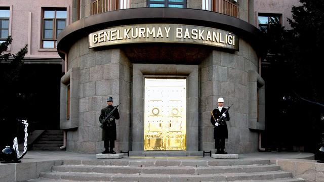 TSK'dan flaş açıklama: 1.877 kişi yakalandı