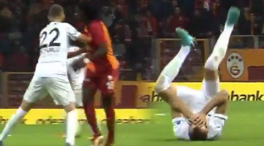 Mustafa Yumlu - Gomis pozisyonu geceye damga vurdu !