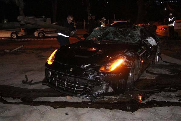 Burak Yılmaz için olay iddia ! Kaza yapıp kaçtı !