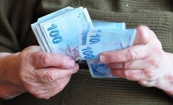 Emeklilerin maaş senaryosu En düşük maaş...