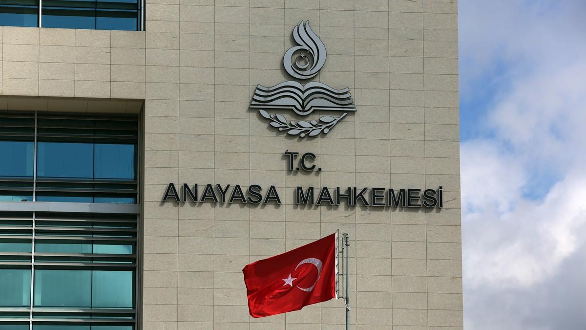 """Anayasa Mahkemesinden """"basın özgürlüğü"""" kararı"""