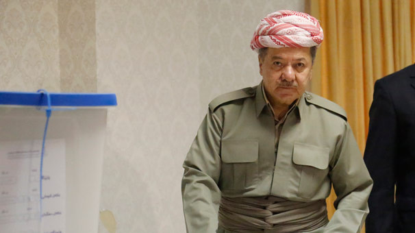 Barzani ders almıyor ! Küstah açıklama...