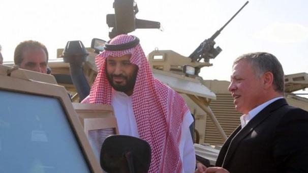 Ürdünlü iş adamı Arabistan'da tutuklandı