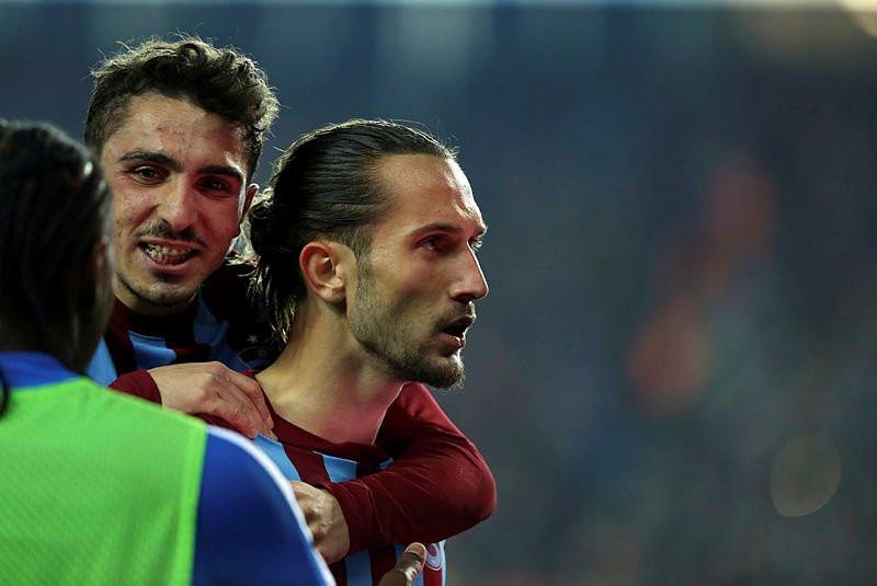 Trabzonspor - Bursaspor: 1-0