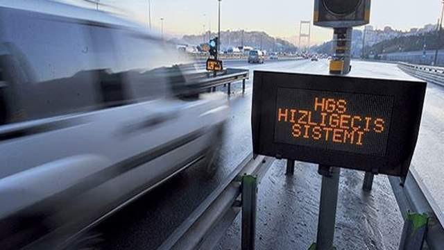 PTT'den HGS kullanıcısı araç sahiplerine müjde !