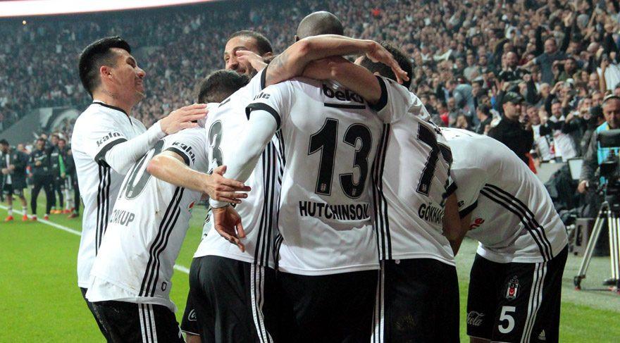 Beşiktaş 3 -0 Galatasaray