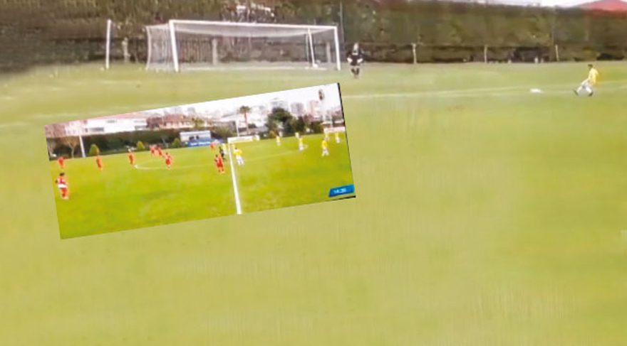 Fenerbahçe U21 oyuncusundan Fair-Play'lik hareket
