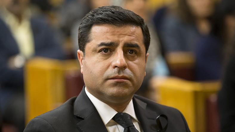 AYM'den flaş Selahattin Demirtaş kararı !