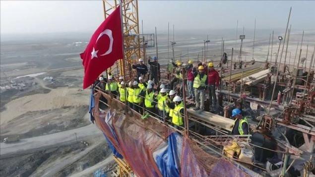 3. Havalimanı'nda Erdoğan sürprizi