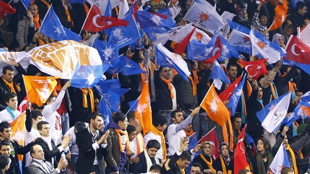 AK Parti'den yurt dışına çıkıyor !