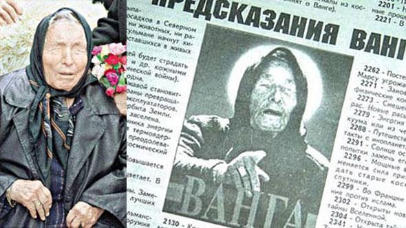 Bulgar kahin Baba Vanga'dan 2018 için 2 önemli kehanet