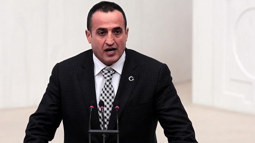 KHK'yı eleştiren MHP'li vekile partisinden tepki