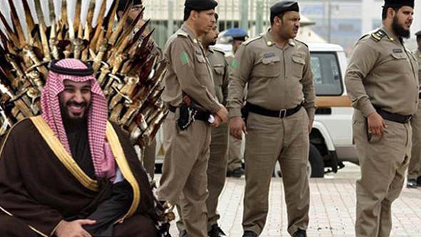 Suudi Arabistan'da tahliye dalgası