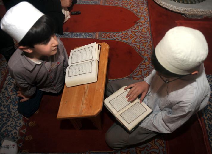 Okullarda Kuran-ı Kerim'i Güzel Okuma Yarışması