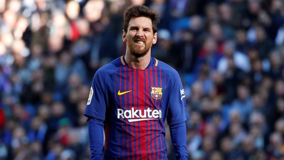 Messi'den şoke eden istatistik ! 90 dakikanın yüzde 83'ünde...