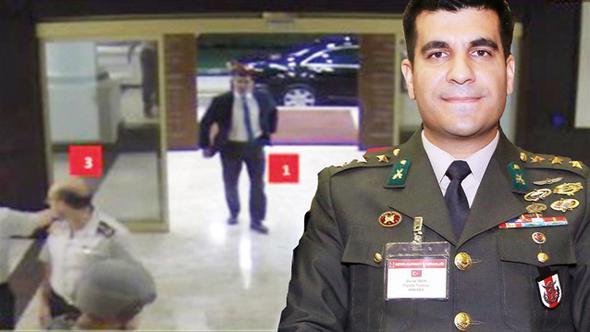 ''15 Temmuz Kahramanı'' yüzbaşı ''FETÖ üyesiyim'' deyip teslim oldu