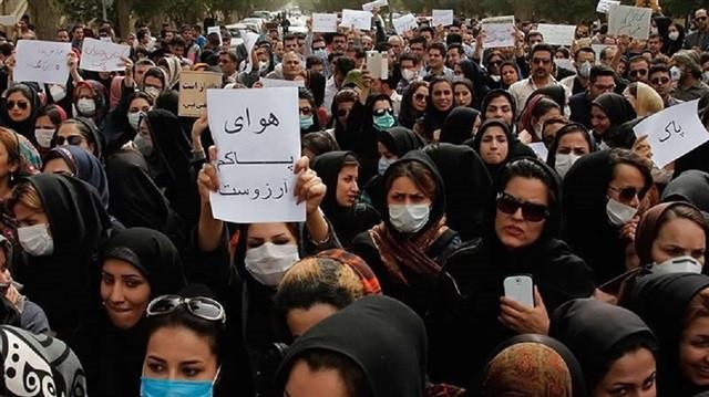 İran karıştı; ABD de devrede ! Tüm ülke ayaklandı !