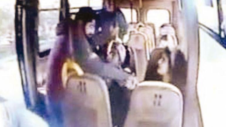 Minibüsten kaçırılan genç kız bulundu