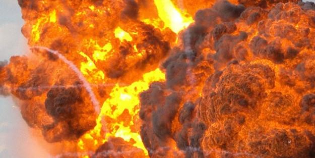Mahmur kampında patlama: Çok sayıda ölü ve yaralı var