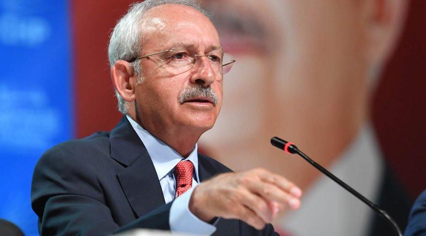 Kılıçdaroğlu: ''Filistin halkının yanında duracağız''