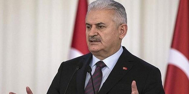 Başbakan Yıldırım: ''Pimi çekilmiş bomba olur''