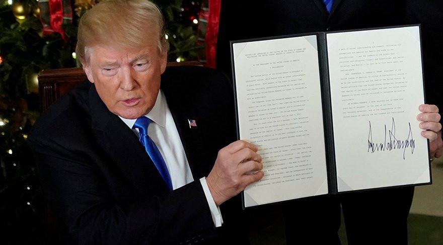 ABD'nin Kudüs kararına Avrupa'dan sürpriz destek
