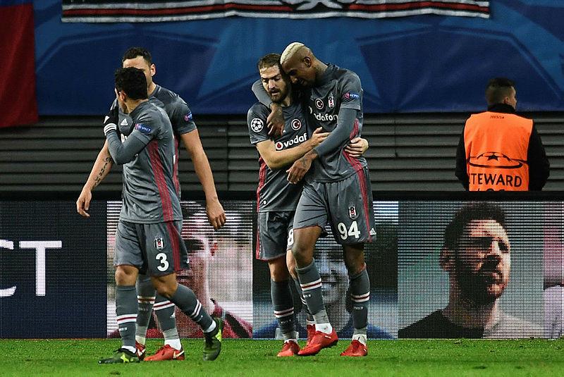 Beşiktaş'ın muhtemel rakipleri kesinleşti