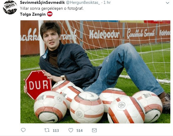 Tolga Zengin sosyal medyayı salladı